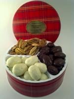 Landgraf Farms Pecans | 1.5 LB Tin of Candy