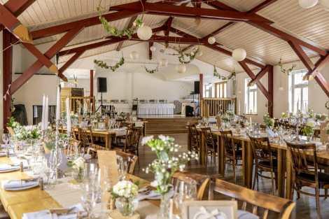 Tischdeko Hochzeit Dekoration