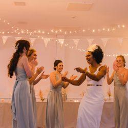 Hochzeitsparty Bridemaids