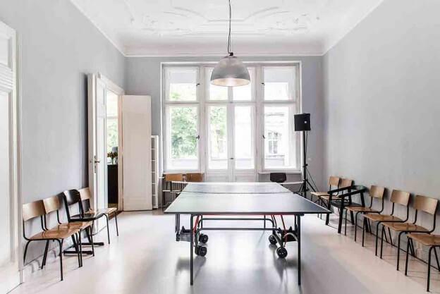 Charmanter VintageLook in Berliner StuckAltbau  Landhaus Look
