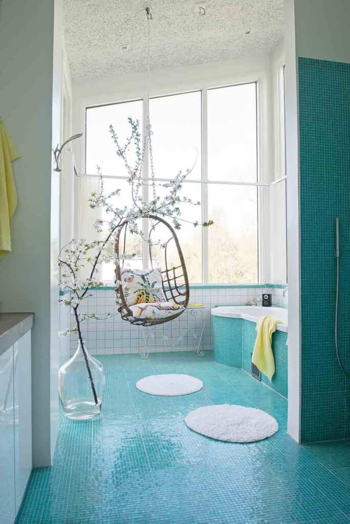 Badezimmer Skandinavischen Stil | Schlafzimmer Im Skandinavischen Stil