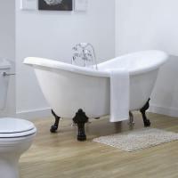 Wie richte ich ein Badezimmer im Landhausstil ein ...