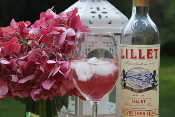 Lillet Berry Das fruchtigfrische Sommergetrnk mit wenig Alkohol