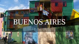 Buenos Aires - Argentina - Material Extra - Landing Page - Vida de Tsuge - VDT