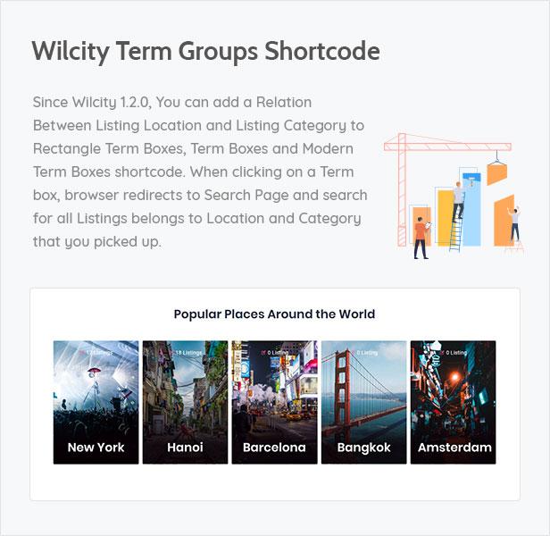Wilcity - Directory Listing WordPress Theme - 13
