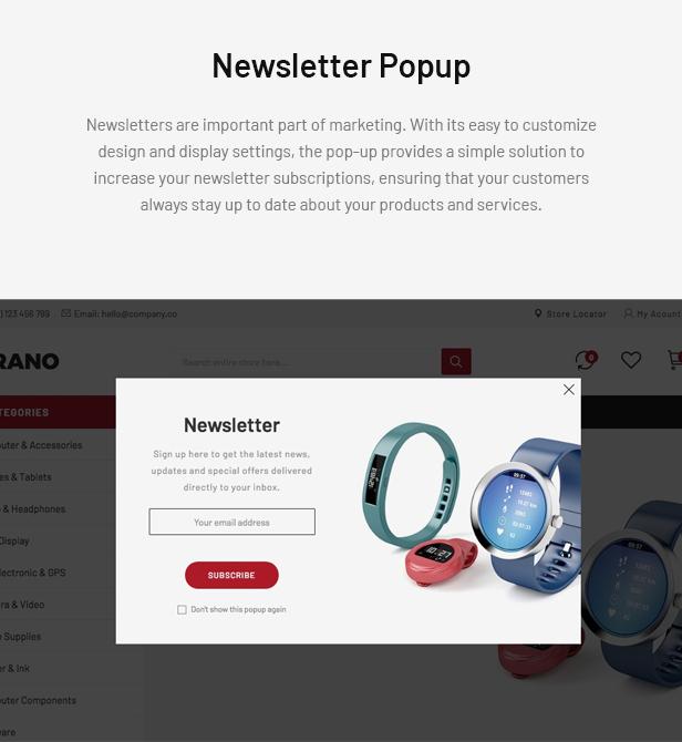 Torano - Supermarket Marketplace Ultimate Shopify Theme Section Ready - 11