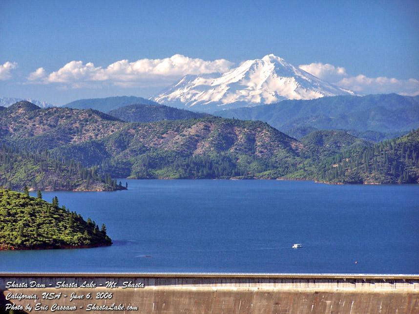 Shasta Lake, California « A Landing A Day