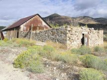 Cherry Creek Ghost Town Nevada
