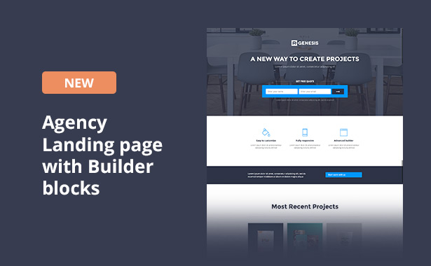 RGen   HTML Landing Pages with Builder - 16