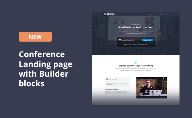 RGen   HTML Landing Pages with Builder - 20