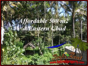 Exotic LAND FOR SALE IN UBUD TJUB515