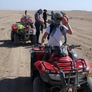 Safari trips in Hurghada
