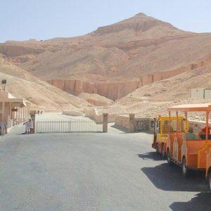 Ausflug ins Tal der Könige ab Hurghada