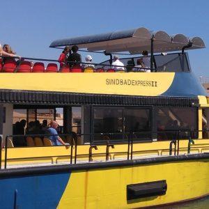 Ausflug mit dem U-Boot in Hurghada