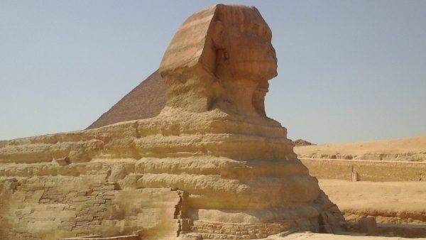 Ausflug nach Kairo-Gizeh von Hurghada