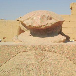 Ausflug nach Luxor - Tal der Königinnen von Hurghada