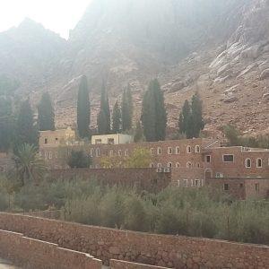 Escursione a scalare la montagna di Mosè da Sharm El-Sheikh