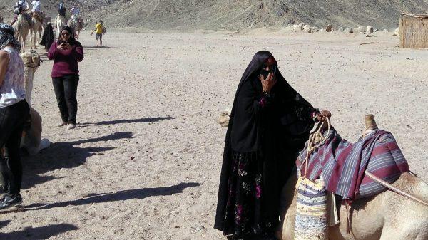 Mega Safari Tour in Hurghada: Bedouin Camel Riding