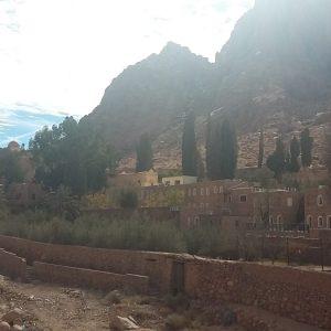 Exkursion zum Kloster der Hl. Katharina von Sharm El-Sheikh