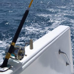 Fishing trip in Hurghada: photo from a boat, where the Red Sea is shown