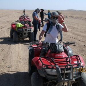Excursiones de safari en el desierto en Hurghada