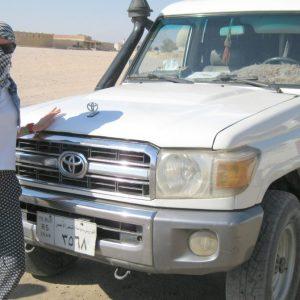 Εκδρομή Super Jeep-Safari στη Χουργκάντα
