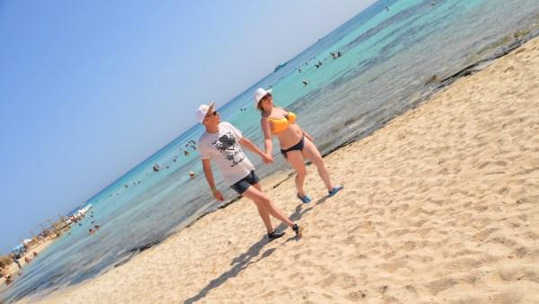 Excursión a la isla de Giftun en Hurghada
