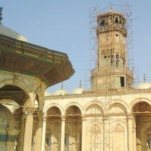 Ночная поездка в Каир из Хургады - Старый Каир
