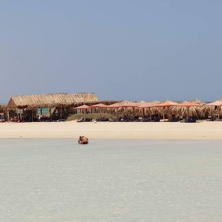 Excursion to Orange Bay from Hurghada