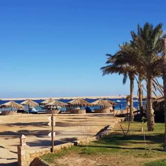 Snorkeling Trip in Sharm El-Naga from Hurghada