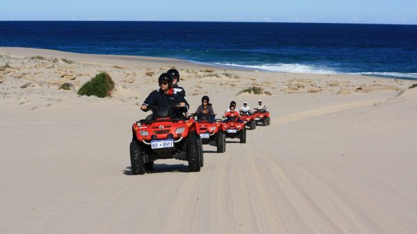 Three Hours Moto Safari in Safaga