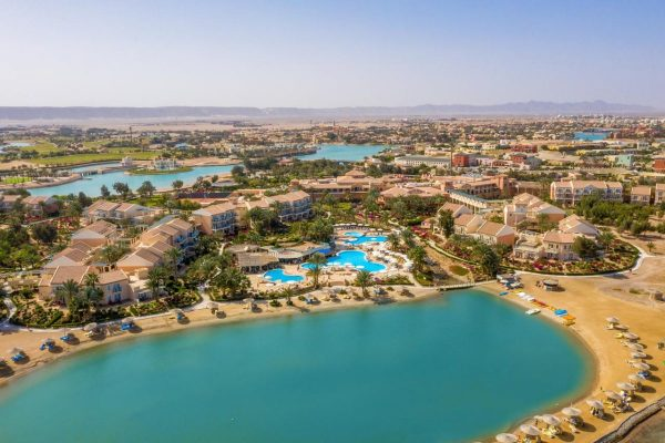 Excursion to El Gouna from Hurghada