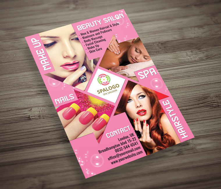 Image result for beauty Flyer