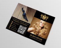Bi-Fold Brochure Design - Landisher