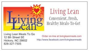 Living Lean Meals is an affiliate of L & L catering.