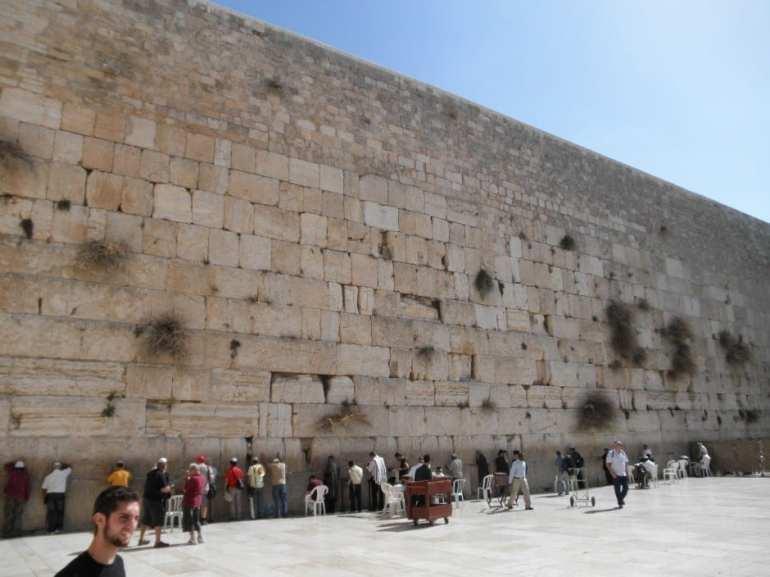 Western Wall - Kotel  Jerusalem travel activities