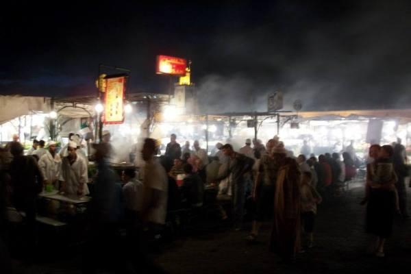 Djemaa el Fna Night Market