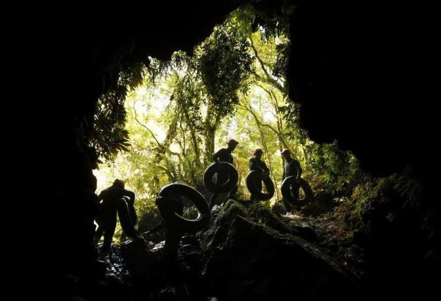 Blackwater Tubing Waitomo
