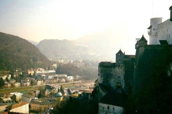 Salzburg mountain
