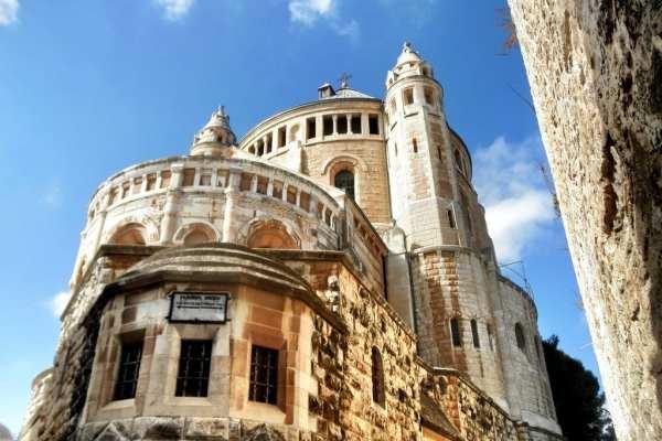 Abbey of the Dormition, Jerusalem, Israel