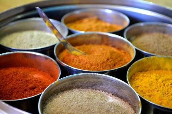 Cape Malay spices