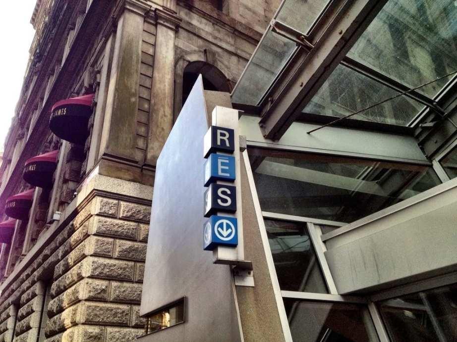 Montreal RESO Underground City