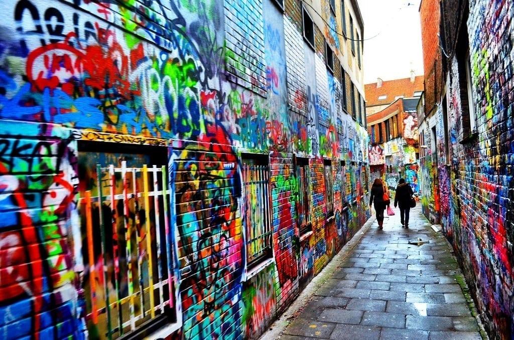 Ghent Graffiti