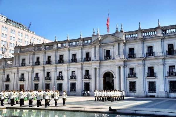 Moneda Santiago Chile