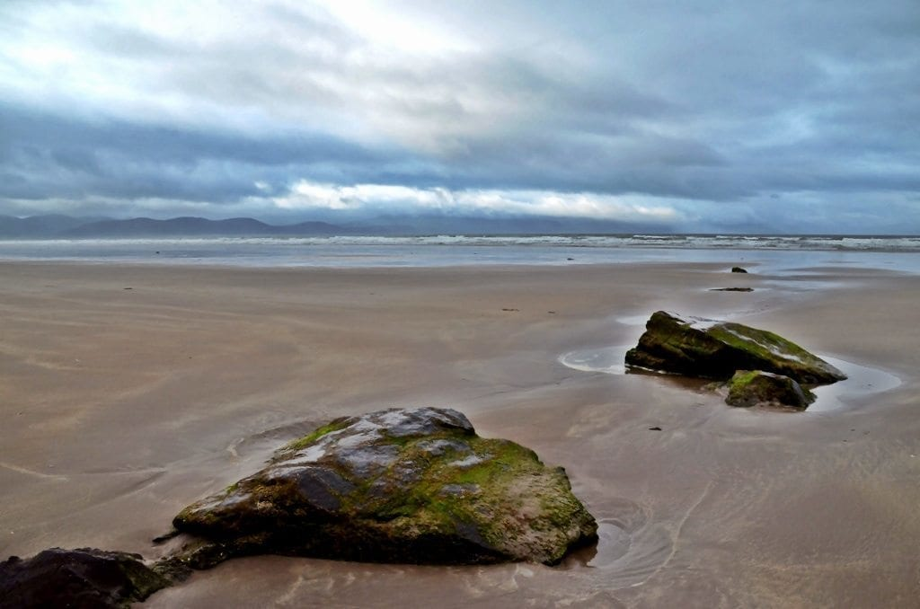 Inch Beach Ireland