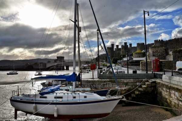 Beaumaris, Wales UK