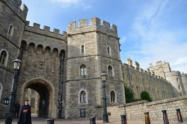 Windsor Castle UK