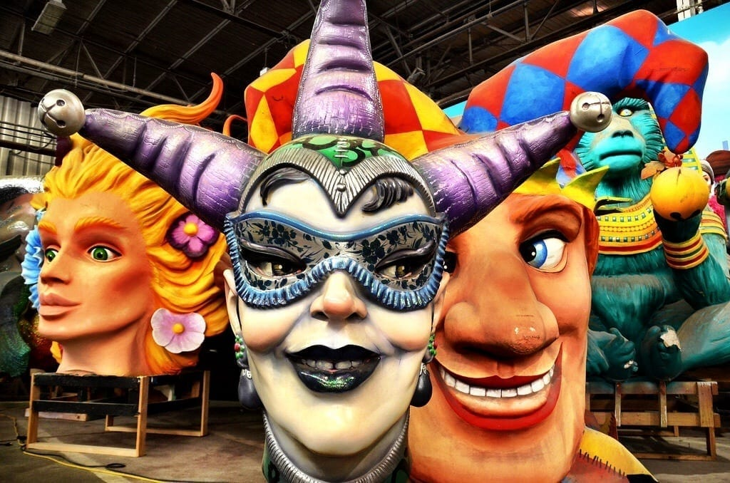 Mardi Gras World New Orleans