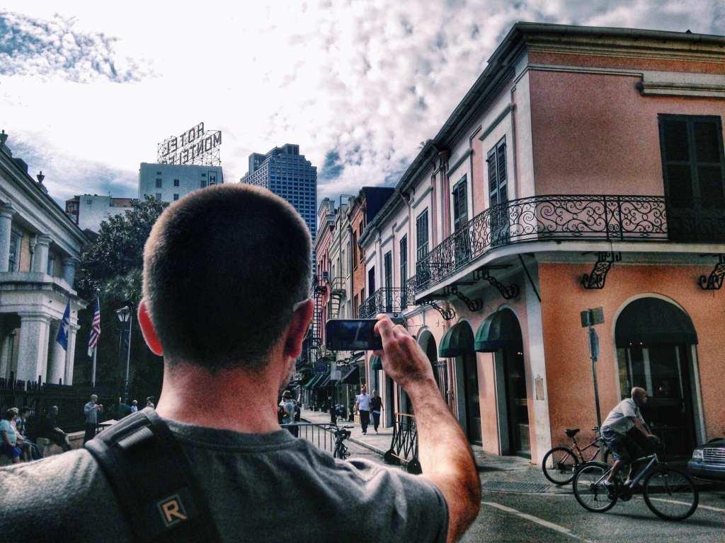 Matt Long New Orleans