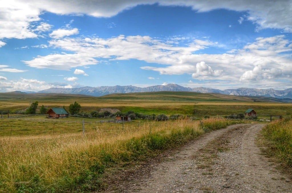 Ranch Alberta Canada